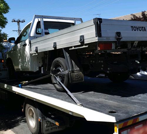 Retaking possession of a Car in Australia